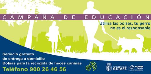 ÉXITO DE LA CAMPAÑA DE EDUCACIÓN CÍVICA Y SALUD PÚBLICA PARA LA TENENCIA DE ANIMALES DOMÉSTICOS, CON 62 DENUNCIAS POR INFRACCIONES