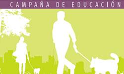 EL AYUNTAMIENTO DE GETAFE IMPULSA UNA CAMPAÑA DE EDUCACIÓN CÍVICA Y SALUD PÚBLICA PARA LA TENENCIA DE ANIMALES DOMÉSTICOS