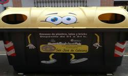 161104 Contenedor CEIP San Jose de Calasanz