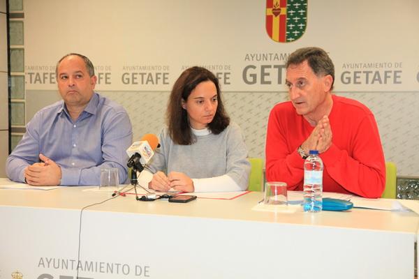 GETAFE MUNICIPALIZARÁ EL SERVICIO DE GRÚA