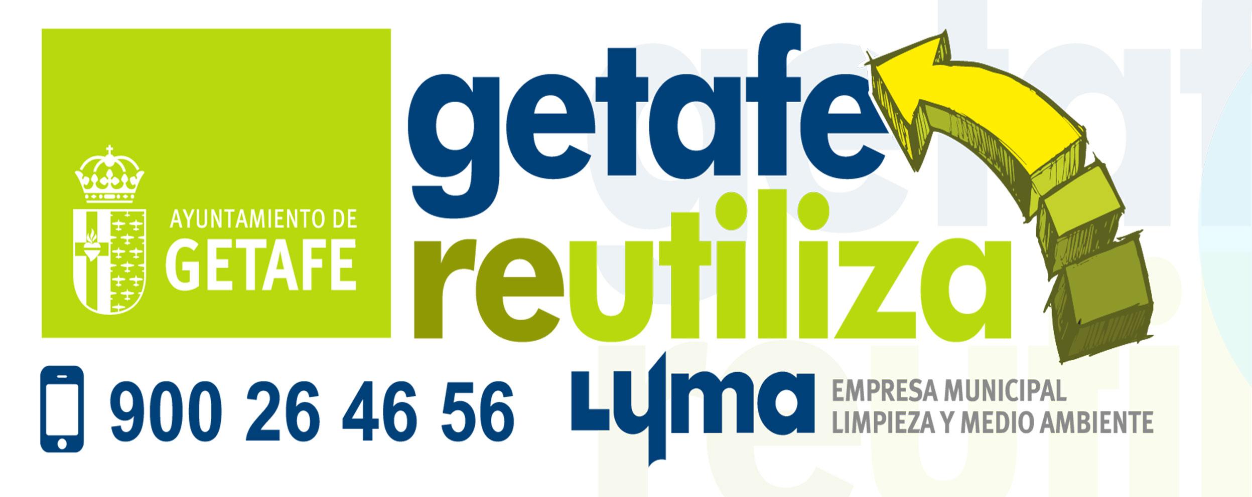 Getafe Reutiliza