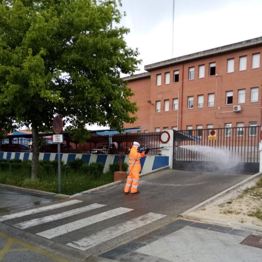El Gobierno Local propone nuevas contrataciones en LYMA para garantizar la desinfección frente a la COVID-19